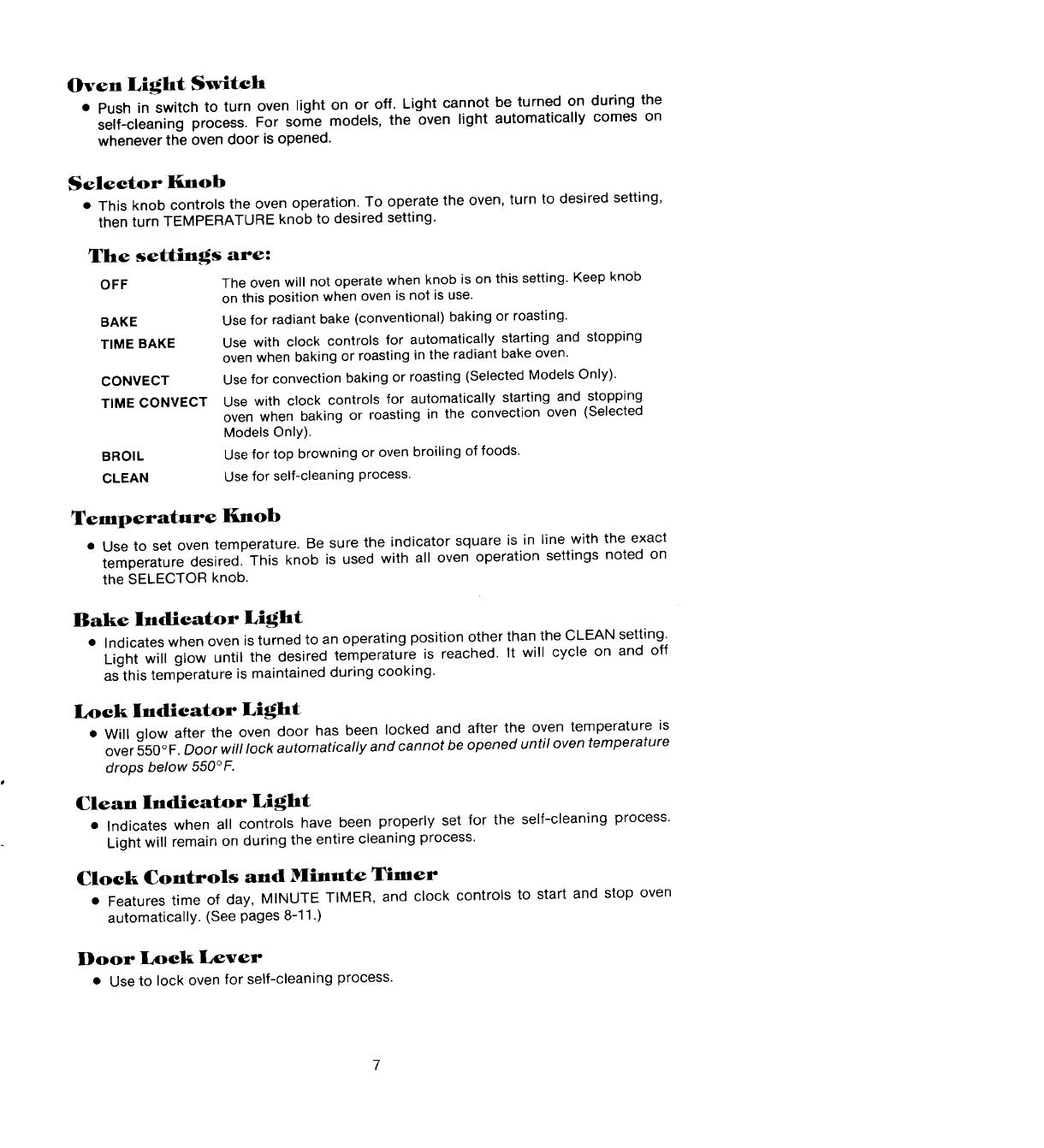 Page 6 of Jenn-Air Microwave Oven W136 User Guide