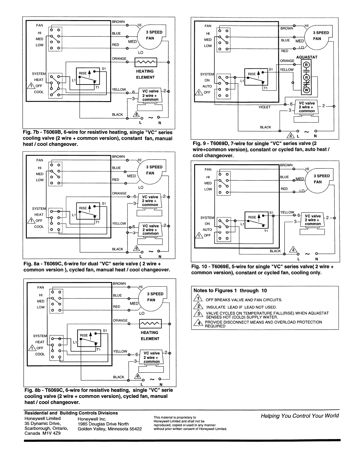 Wiring Diagram For Honeywell Tb6575a1000 Electrical Diagrams 2 Wire Thermostat Installing A Suite Pro To Replace Wires So I