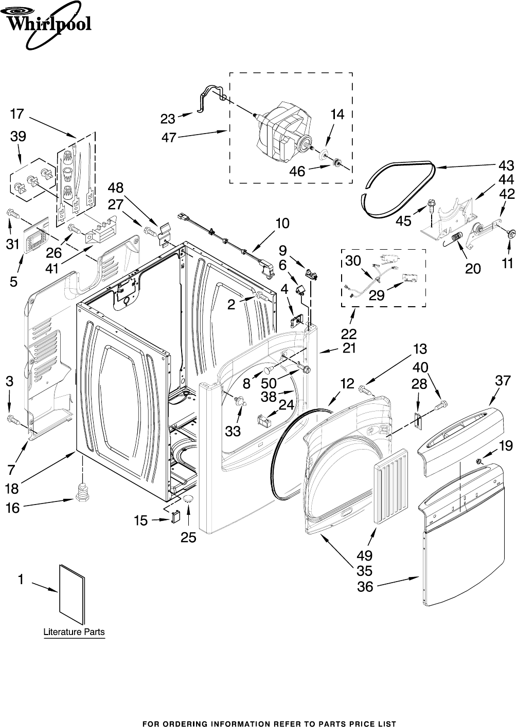 Whirlpool Clothes Dryer WED6200SW1 User Guide | ManualsOnline.com