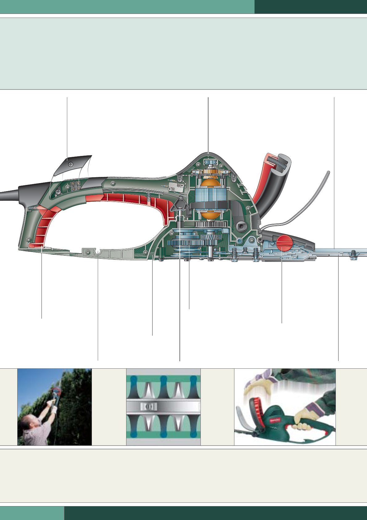 Page 3 Of Metabo Trimmer Hs 8555 User Guide Manualsonlinecom Wiring Diagram 228