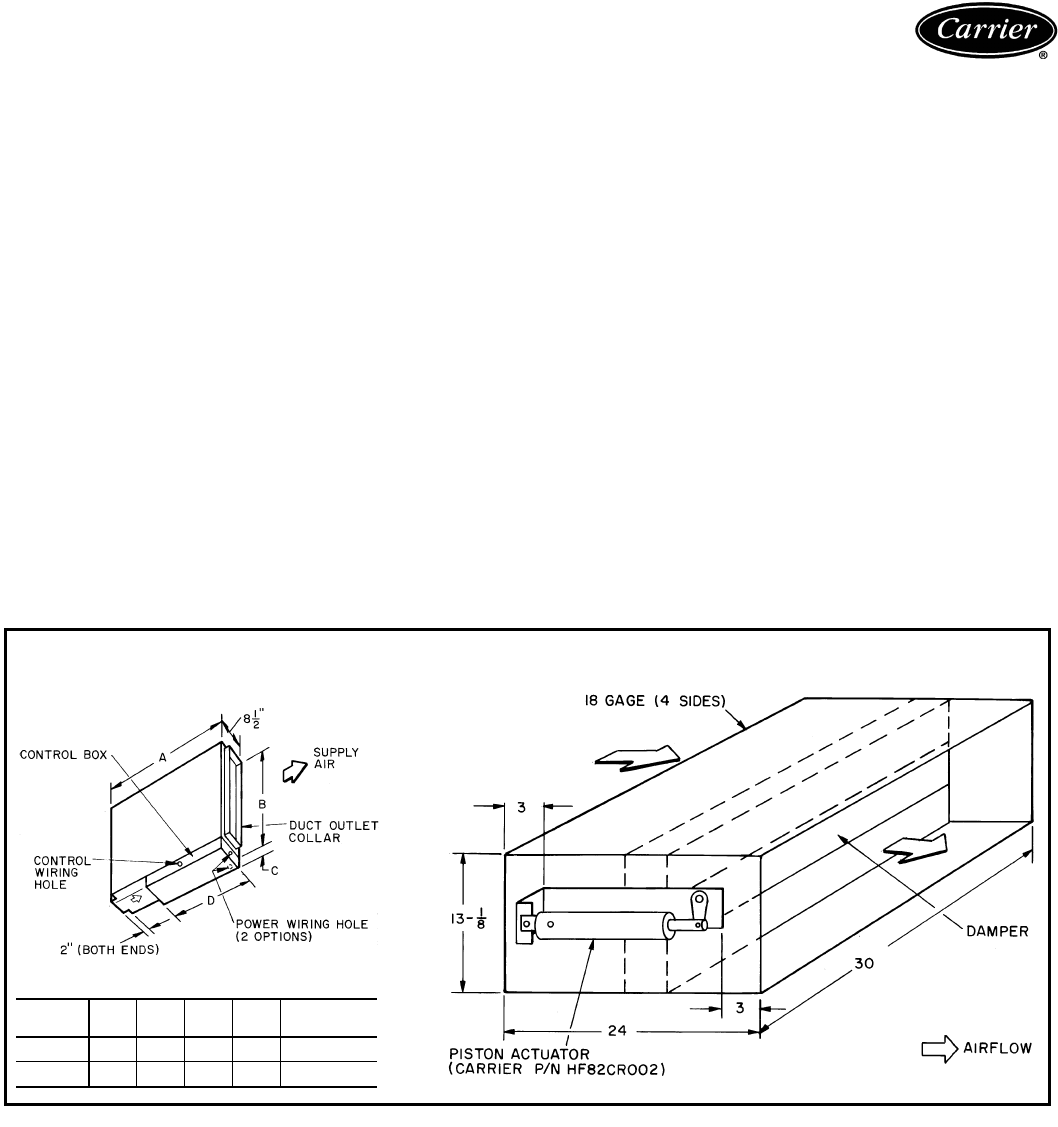 page 4 of carrier air conditioner 50ah user guide