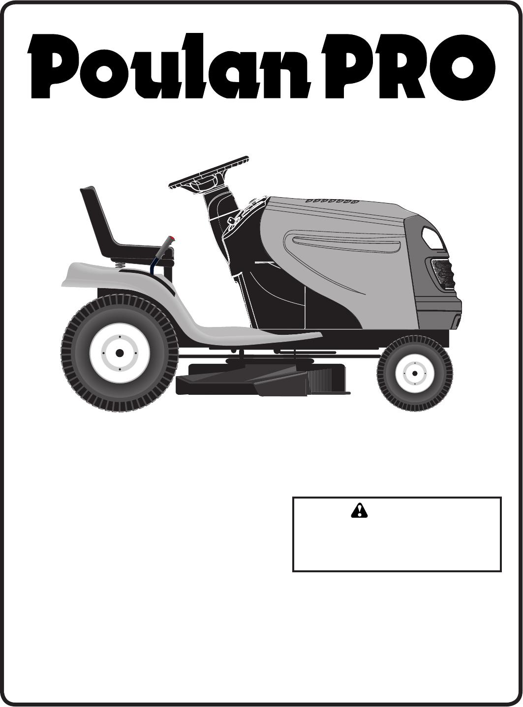 poulan lawn mower xt195h42lt user guide