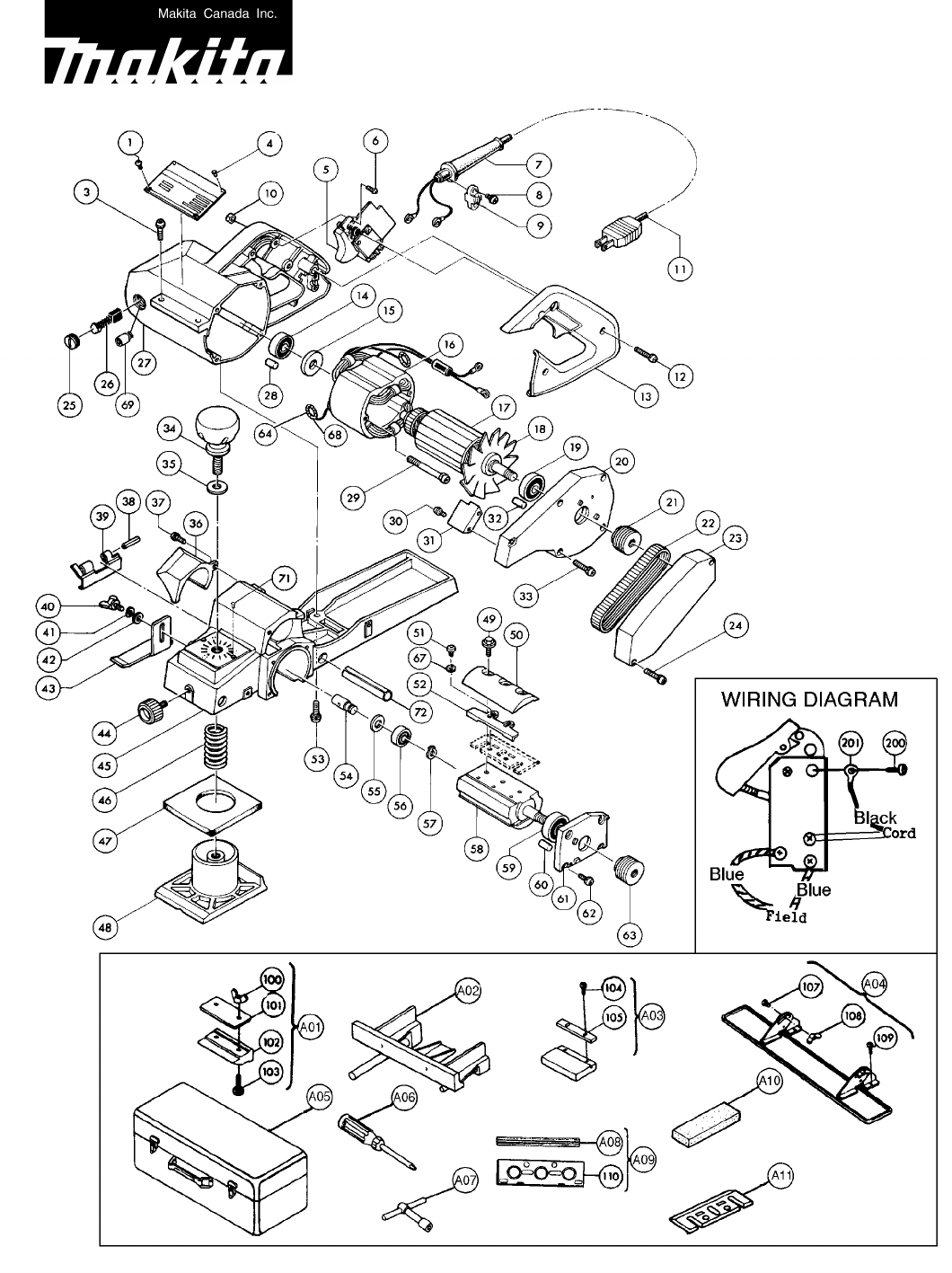 rotork iq spare parts manual