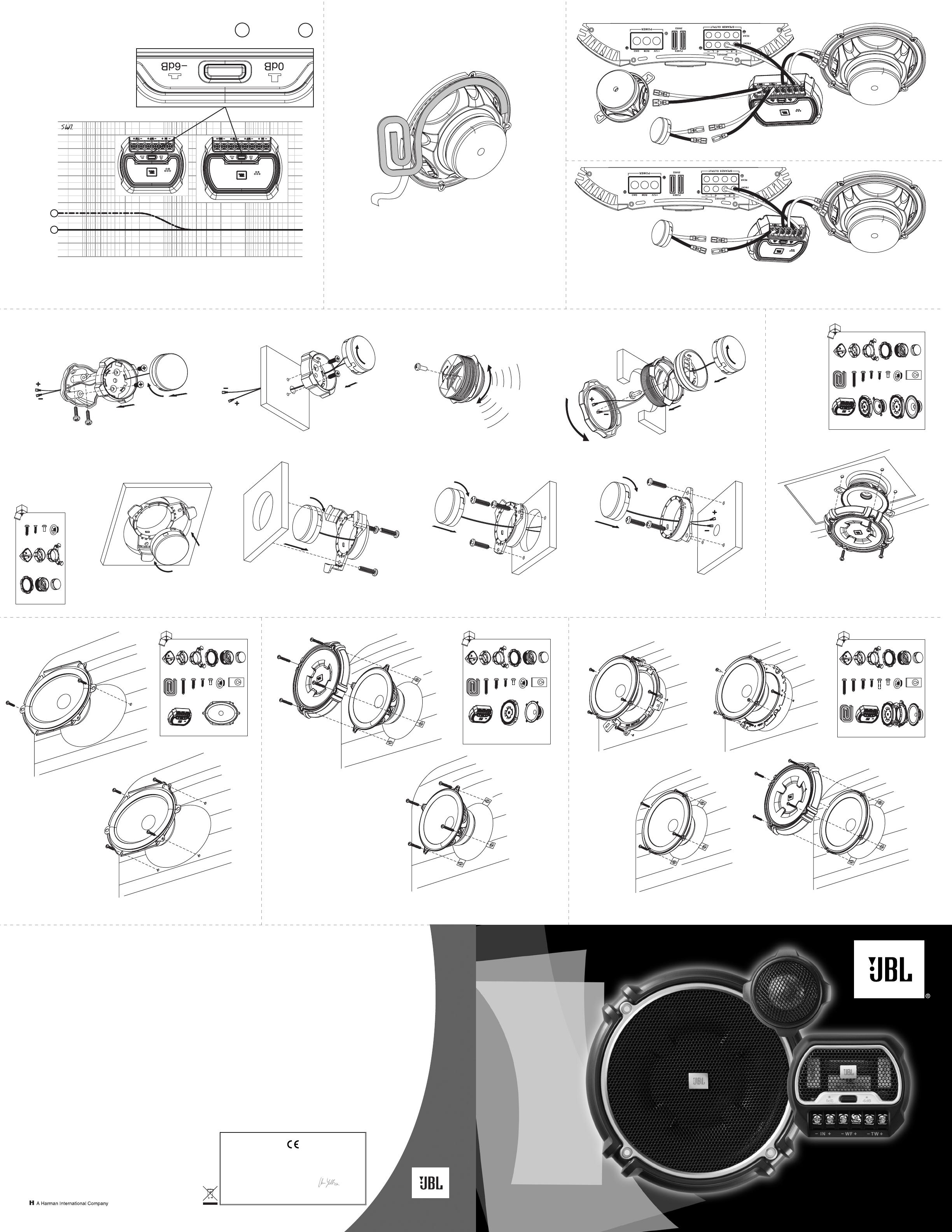 jbl speaker gto6508c user guide manualsonline com rh audio manualsonline com jbl xtreme owner manual jbl xtreme owner manual