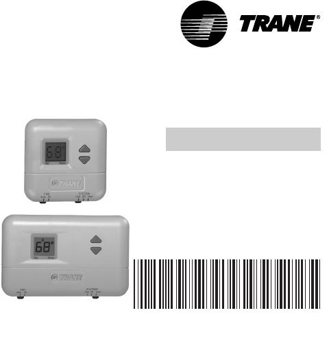 Trane Thermostat 380 User Guide Manualsonline Com