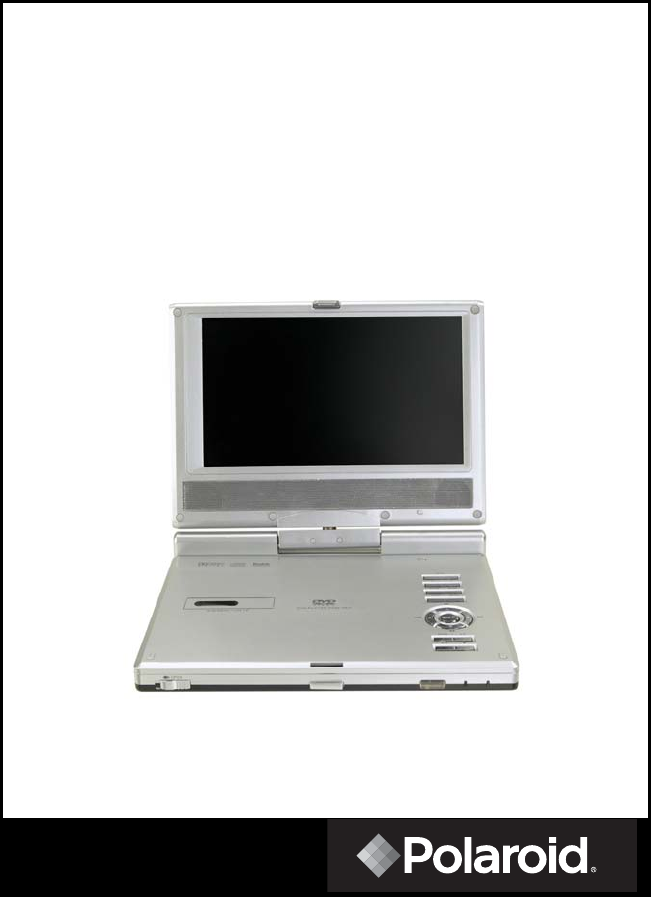 polaroid portable dvd player pdm 0824 user guide manualsonline com rh portablemedia manualsonline com polaroid portable dvd player instruction manual Polaroid Portable DVD Player Amazon