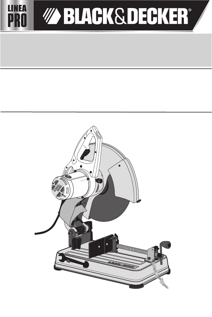 black and decker power monitor manual