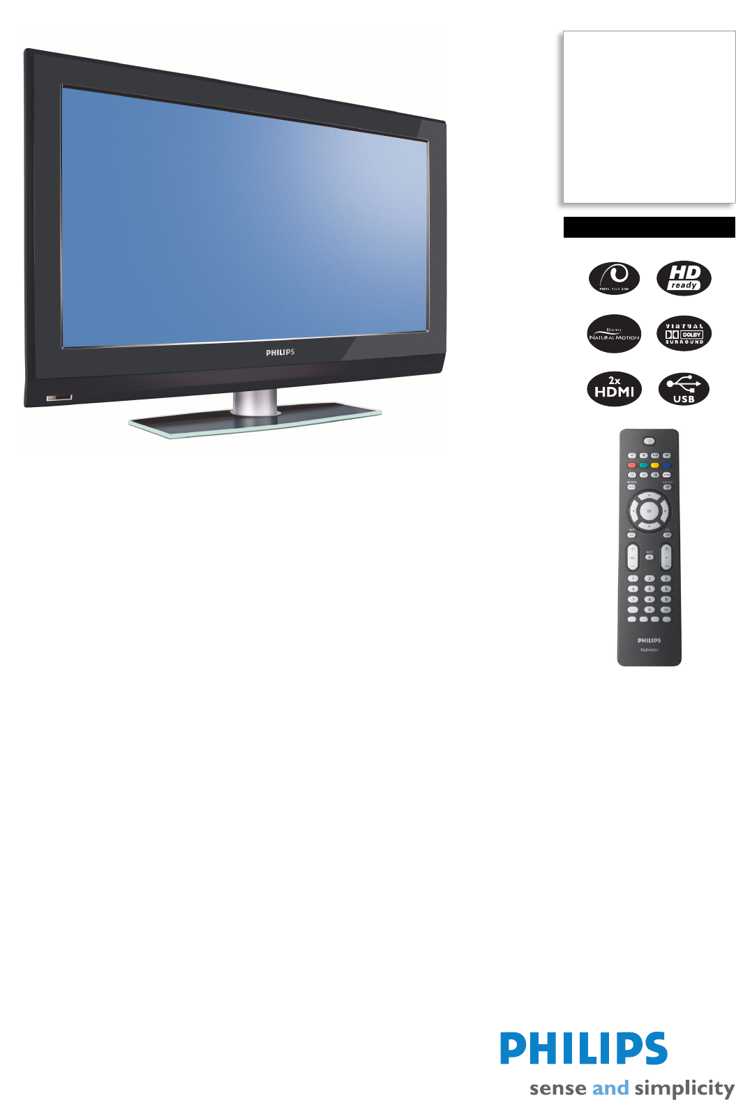 philips flat panel television 32pfl7332 10 user guide rh tv manualsonline com philips tv user manual model 60pl9200d/37 philips tv user guide
