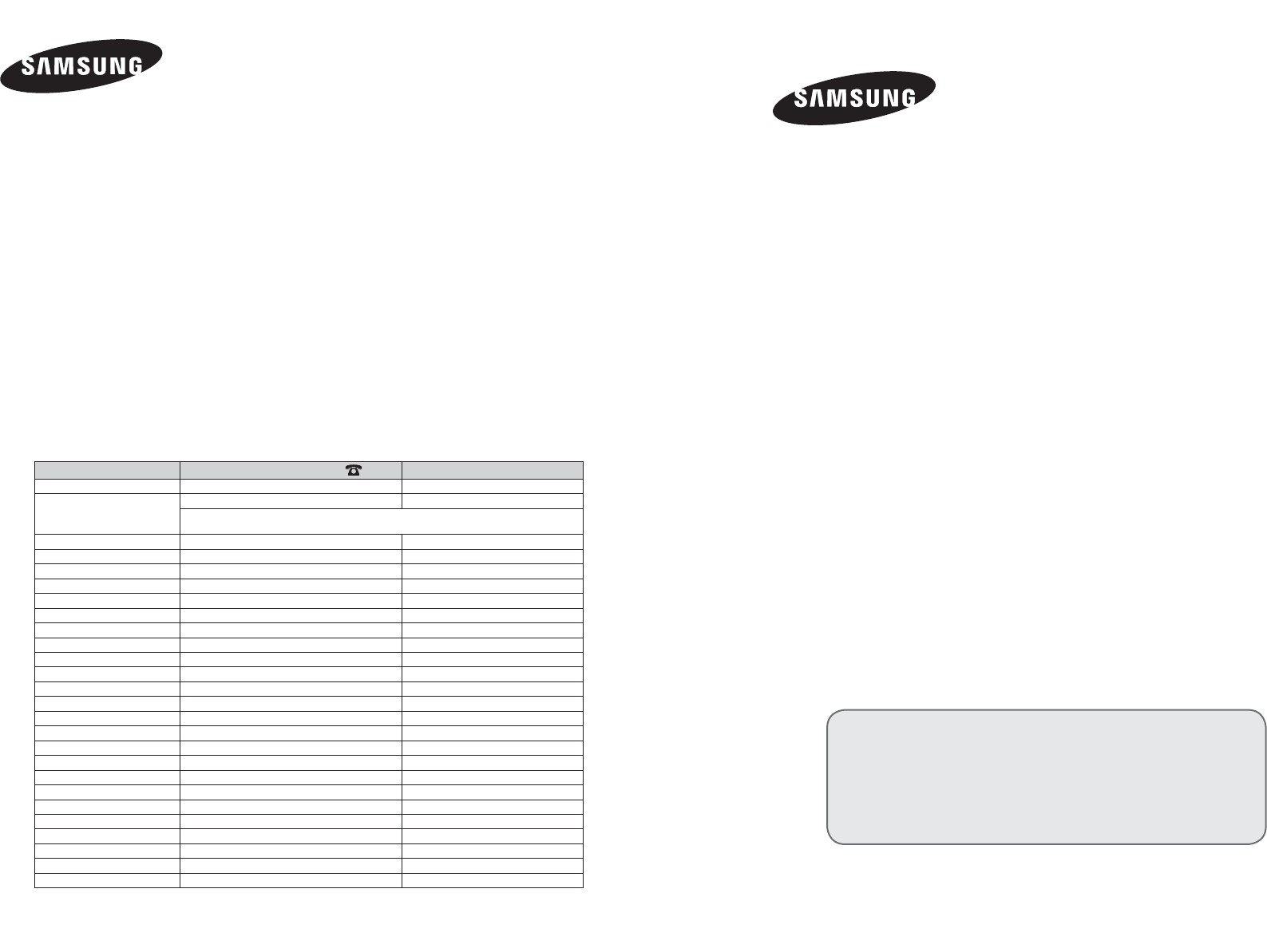 Samsung Flat Panel Television LE32R8 User Guide | ManualsOnline.com