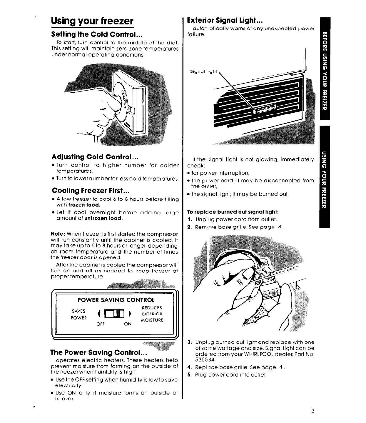 page 3 of whirlpool refrigerator 164 user guide manualsonline com rh kitchen manualsonline com