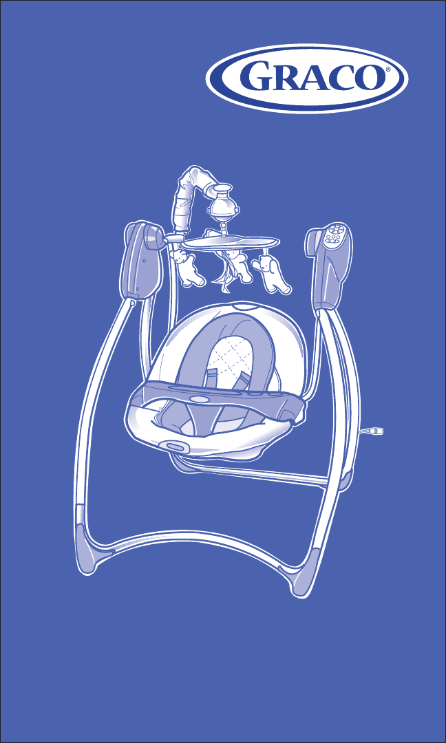 Graco Baby Swing 1757214 User Guide Manualsonline Com