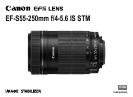 Camera Lens 55-250mm f/4-5.6 IS STM