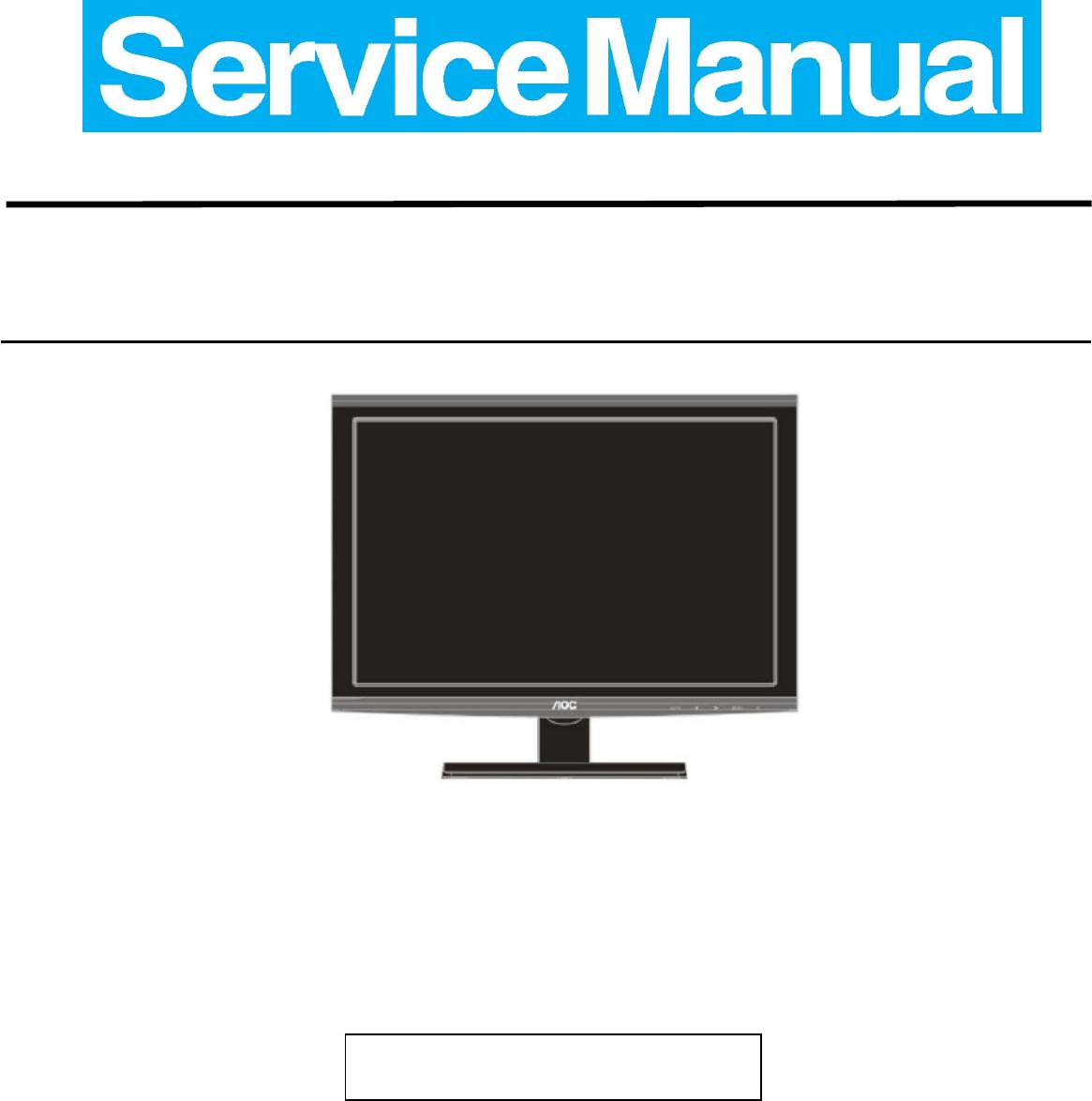 aoc computer monitor e941va user guide manualsonline com rh office manualsonline com user manual for aoc monitor AOC Monitor Controls