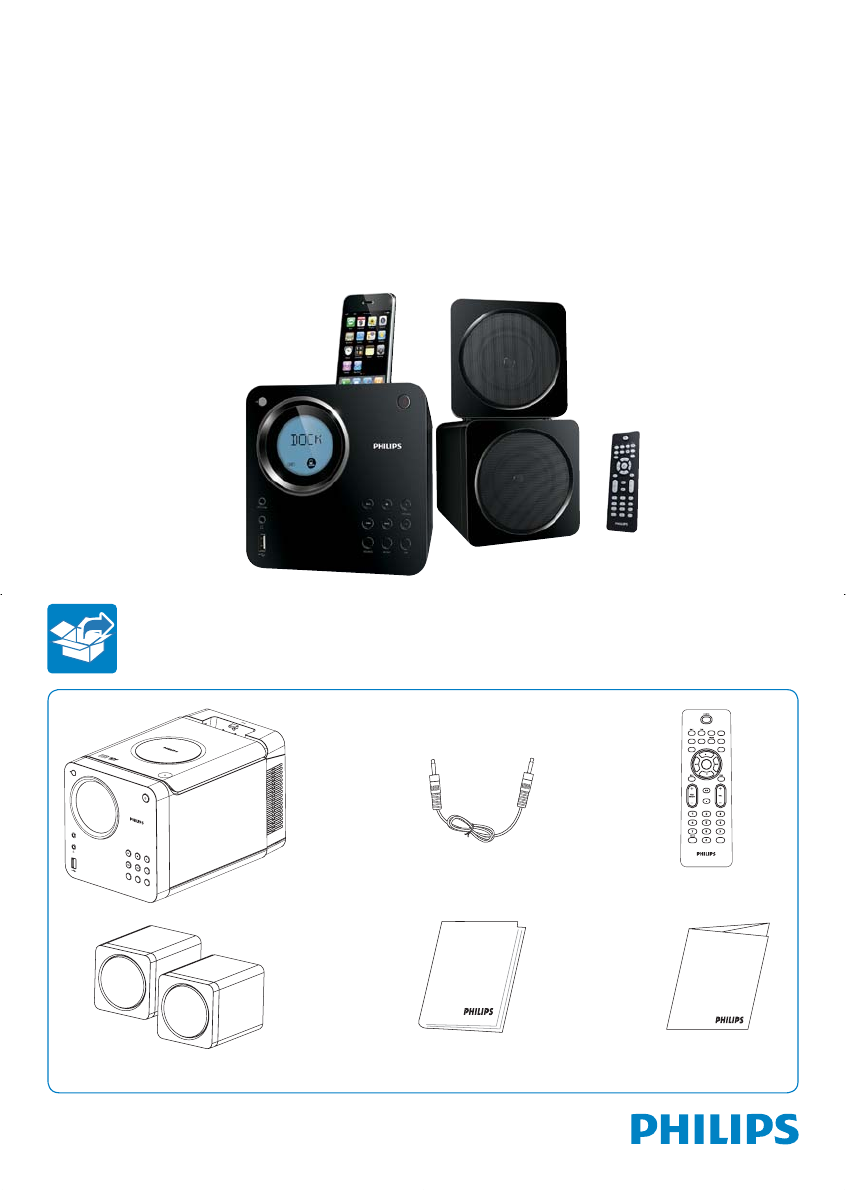 philips stereo system dcm109 37 user guide manualsonline com rh music manualsonline com Philips Electronics Manuals Philips Ultrasound User Manuals