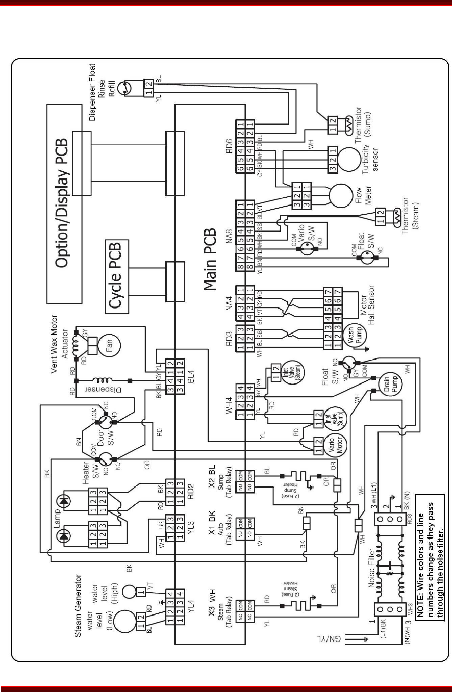 Dishwasher Wiring Diagram Wiring Diagram And Hernes – Dishwasher Wiring Diagram