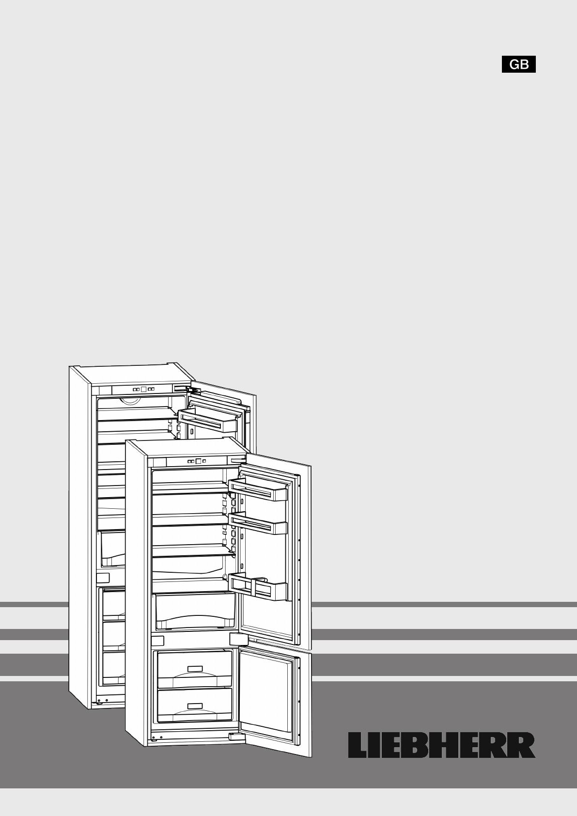 liebherr refrigerator 7085446 01 user guide manualsonline com rh kitchen manualsonline com liebherr service manuals Manual Garmin Support