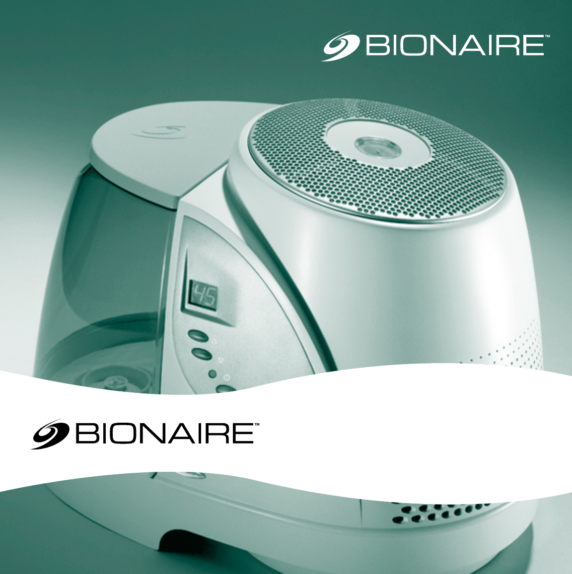 Bionaire Humidifier BCM5520RC User Guide ManualsOnline.com #08342C