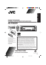 Free jvc car stereo system user manuals manualsonline jvc car stereo system 0302kksmdtjein sciox Image collections