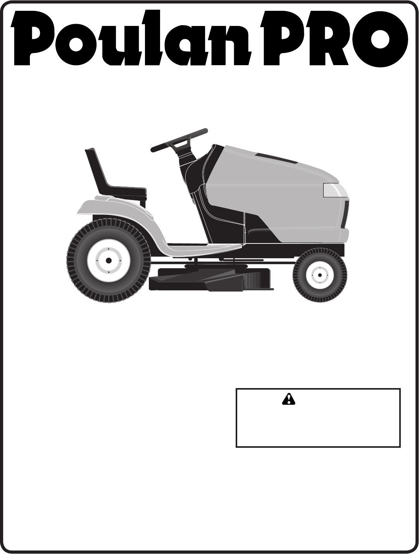 poulan lawn mower pb22h54bf user guide manualsonline com rh lawnandgarden manualsonline com poulan riding lawn mower wiring diagram Riding Lawn Mower Wiring Diagram