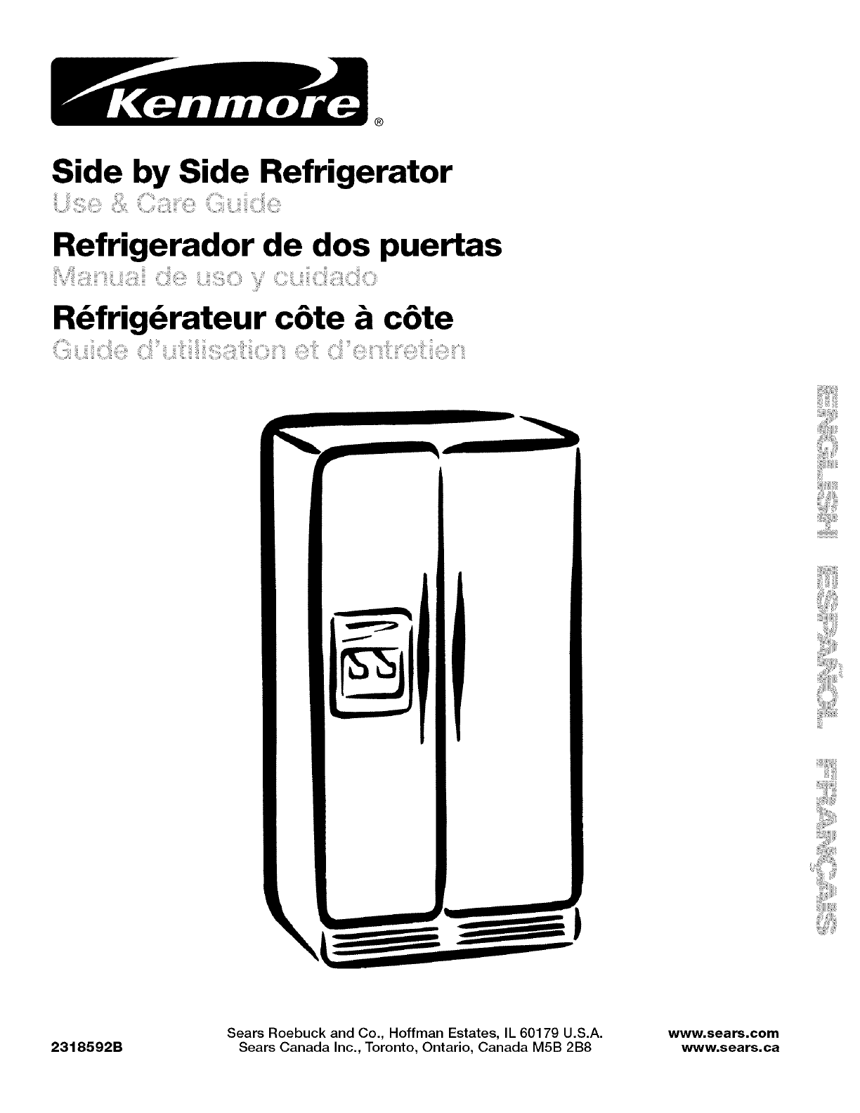 Kenmore Refrigerator Schematic Diagram | Wiring Liry on