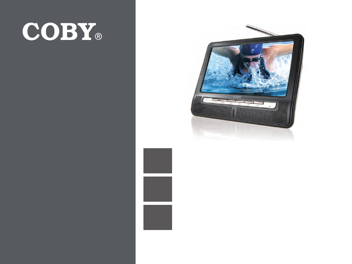 coby electronic handheld tv tftv791 user guide manualsonline com rh portablemedia manualsonline com Coby 4GB MP4 Player Coby 4GB MP4 Player