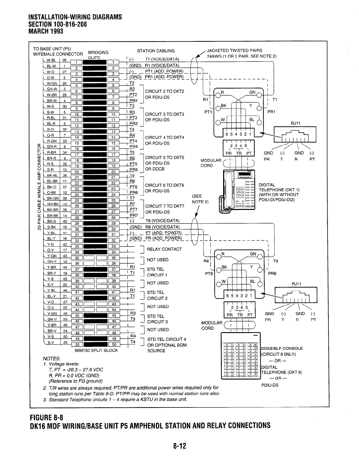 ... page 206 of toshiba cell phone strata dk16 user guide rh cellphone  manualsonline toshiba vrf wiring ...