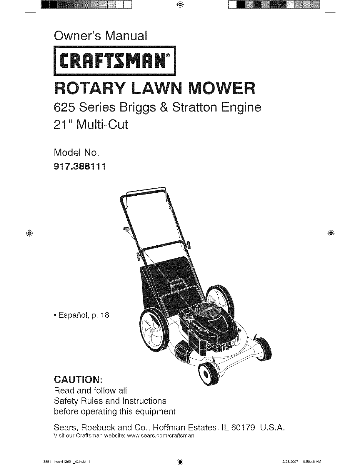 craftsman 625 series manual user guide manual that easy to read u2022 rh sibere co Craftsman Lawn Mower Parts Diagram Craftsman Riding Lawn Mower Engines