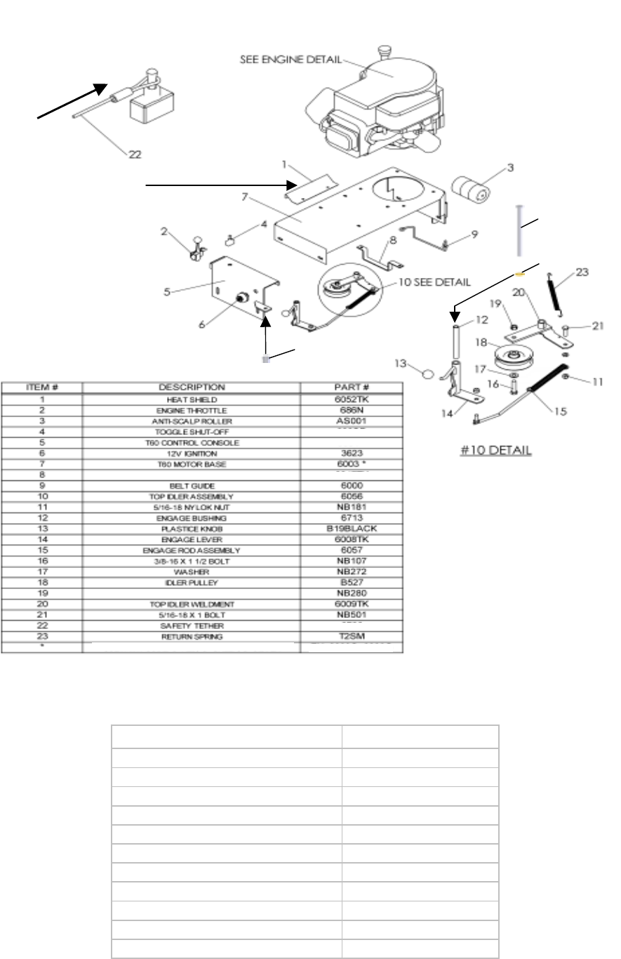 Swisher T14560 Wiring Diagram Schematic Diagrams Harness Page 13 Of Lawn Mower T1360t T1360b1 T1360h Craftsman