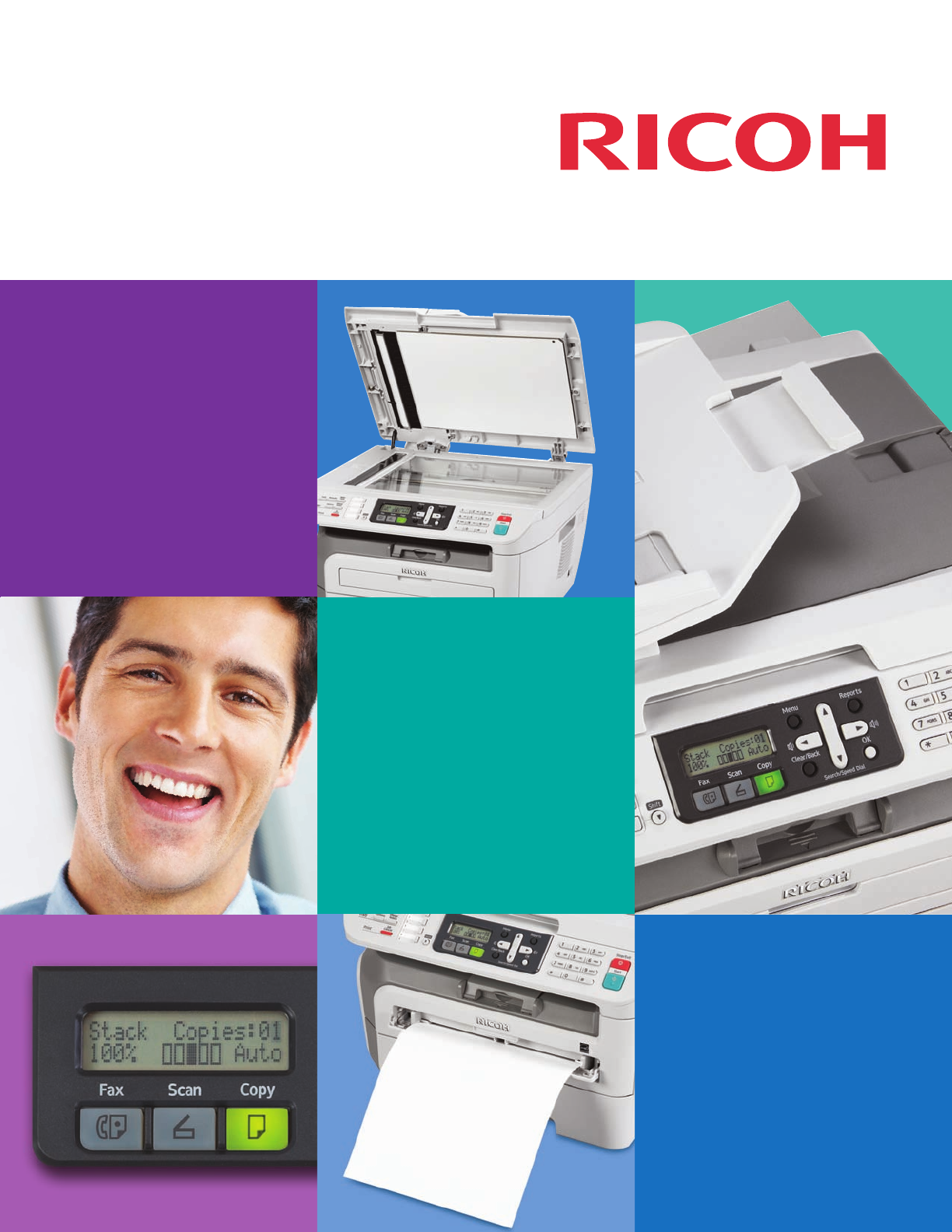 ricoh aficio sp 3510sf user manual