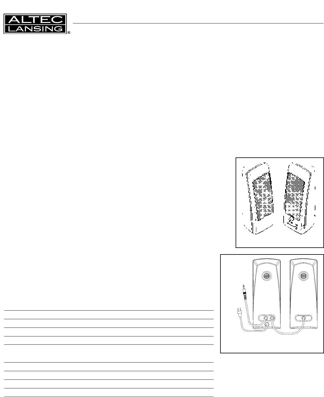 5456a24e 9e09 4139 8138 2e29b89b4c3c bg1 altec lansing speaker system acs21w user guide manualsonline com Altec Bucket Wiring-Diagram at eliteediting.co