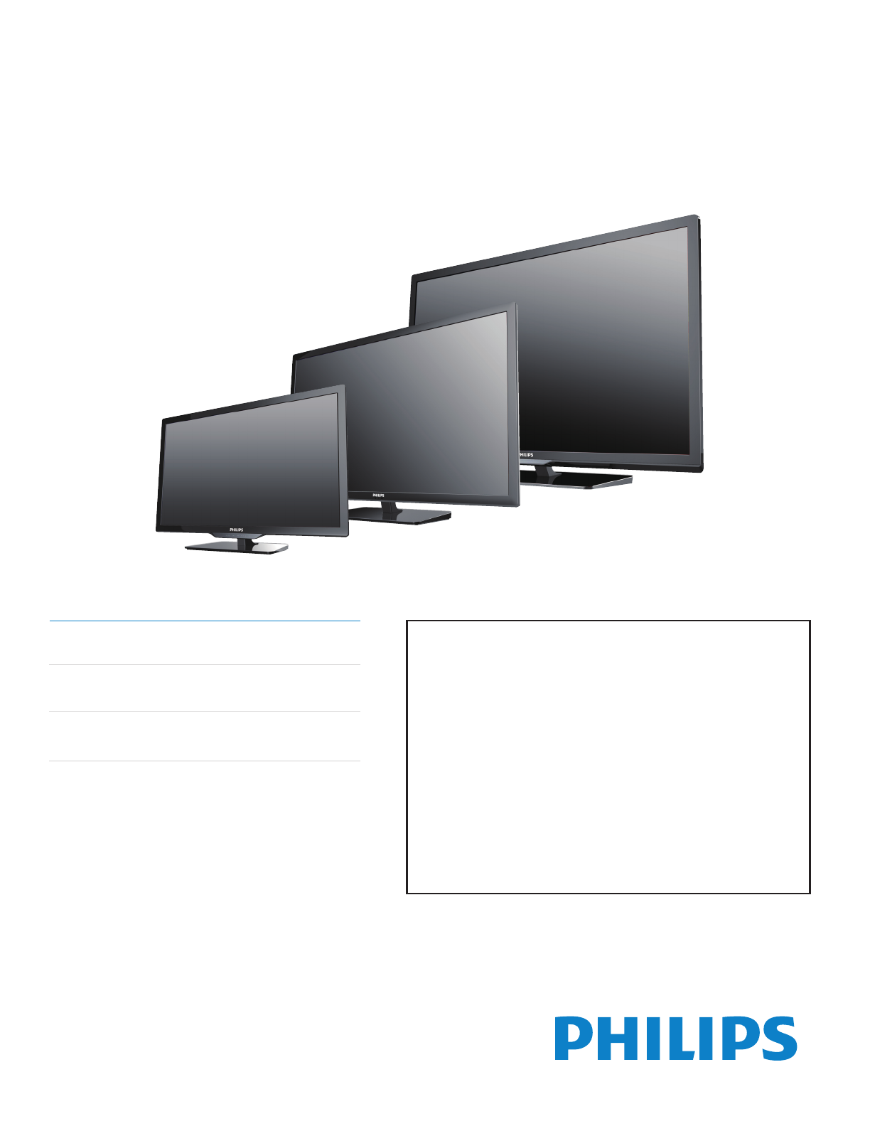 philips flat panel television 29pfl4908 f7 user guide. Black Bedroom Furniture Sets. Home Design Ideas