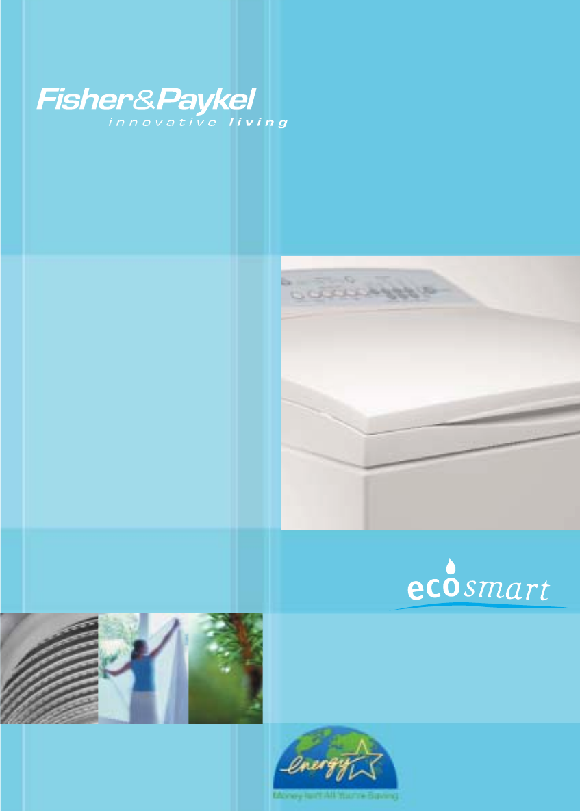fisher paykel washer ecosmart user guide manualsonline com rh laundry manualsonline com fisher & paykel nemo dishwasher user manual fisher paykel dishwasher dd603 user manual