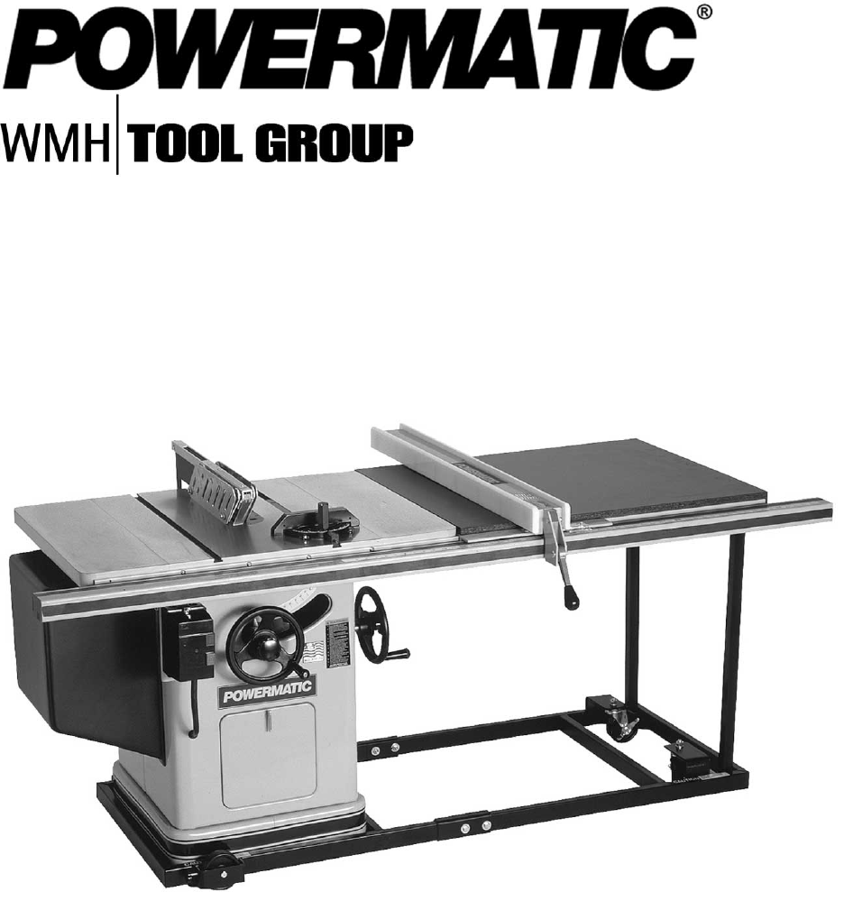 Powermatic saw 66 user guide manualsonline operating instructions and parts manual 10 inch table saw keyboard keysfo Image collections