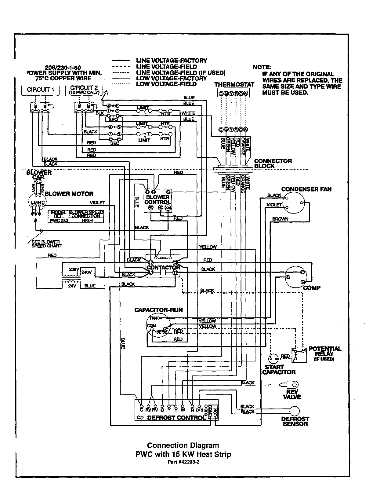 Fine Lennox Outdoor Fan Wiring Schematic Contemporary - Electrical ...