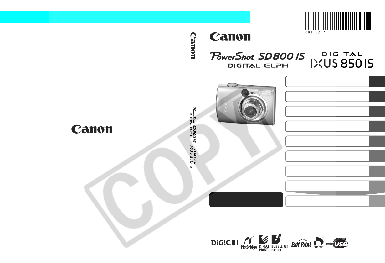 canon digital camera sd800 is user guide manualsonline com rh camera manualsonline com