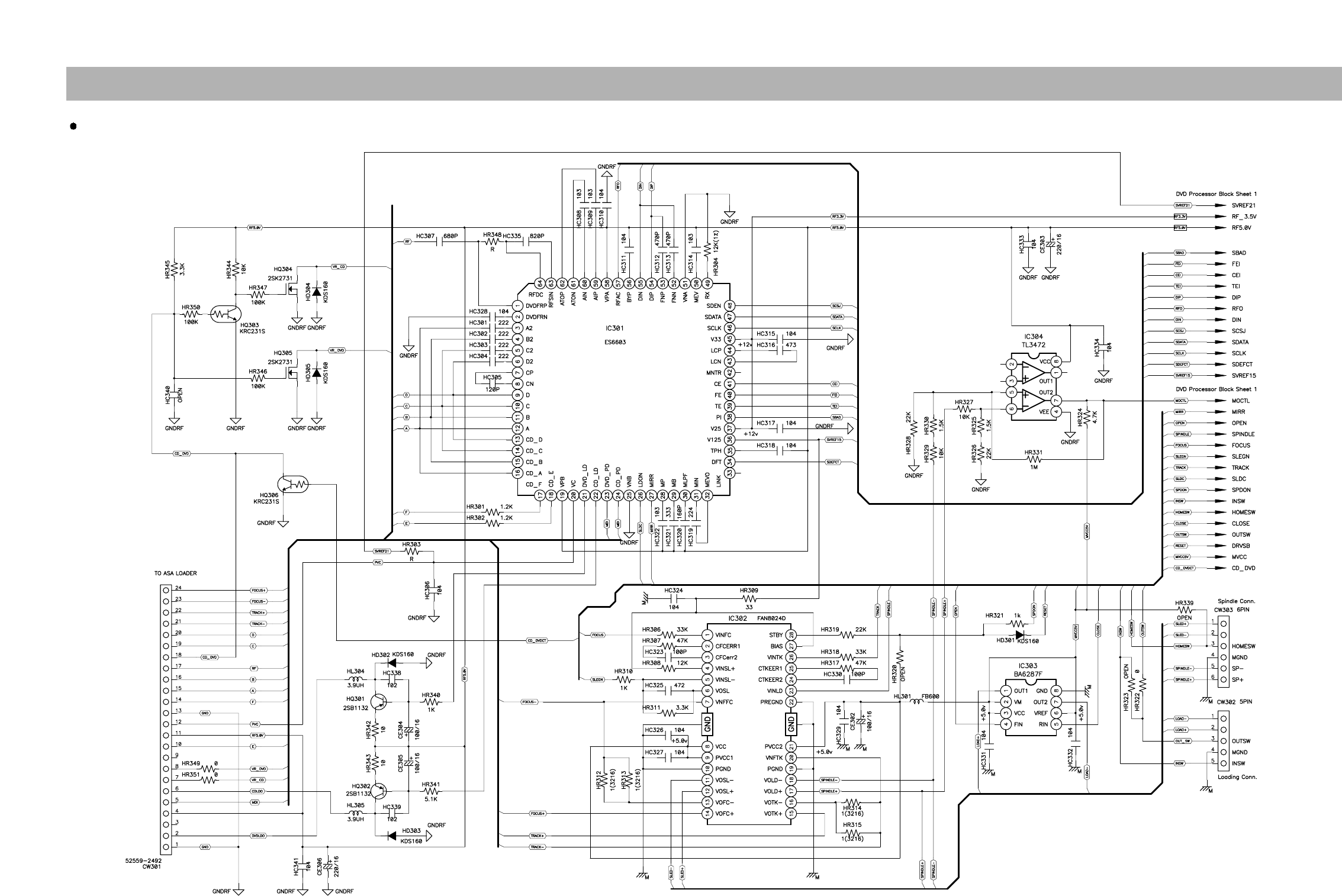 Page 34 of daewoo dvd player rd 400 user guide manualsonline schematic diagram ccuart