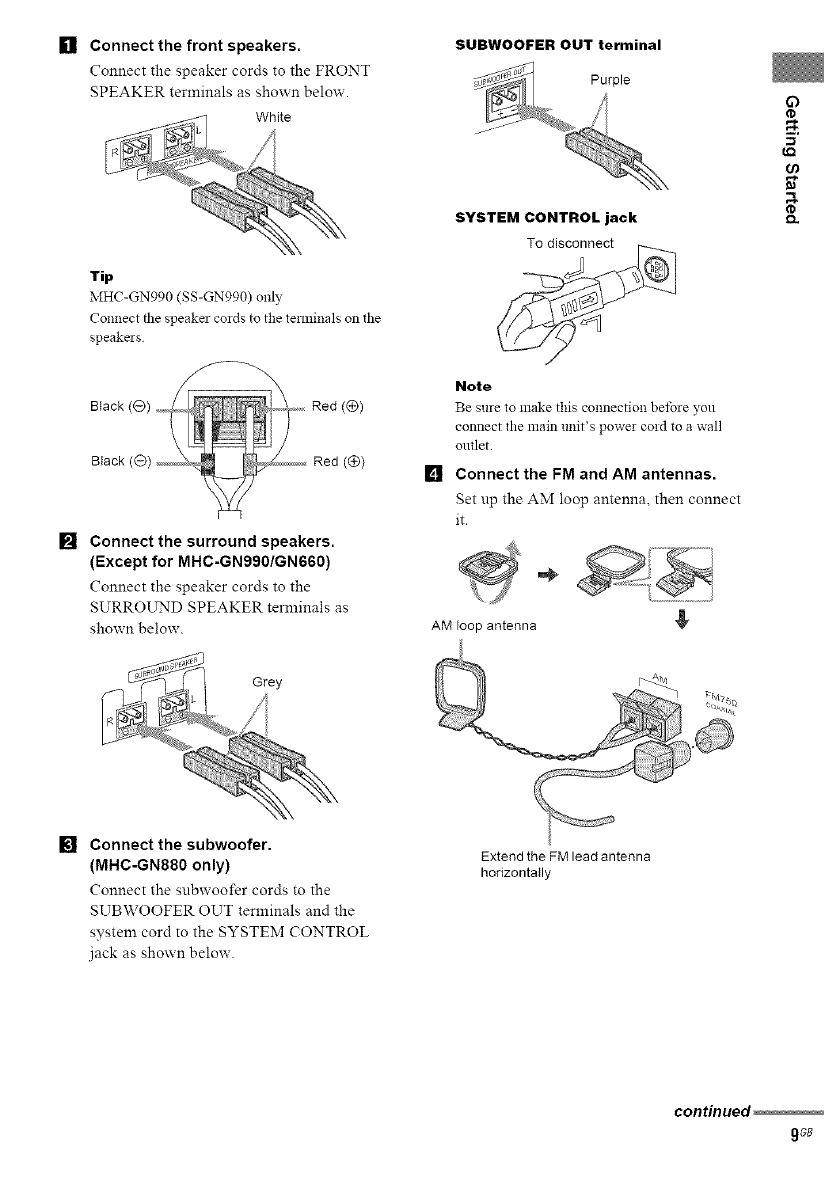 Page 9 Of Sony Stereo System Mhc