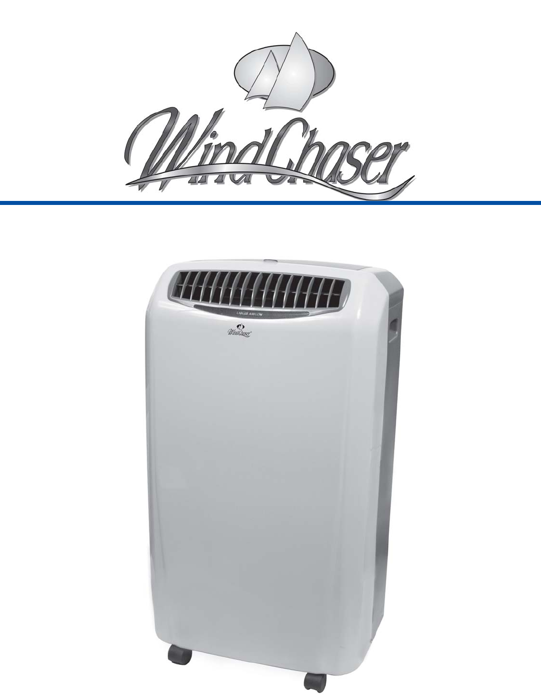 WindChaser Products Air Conditioner PACR9 User Guide ManualsOnline  #104890