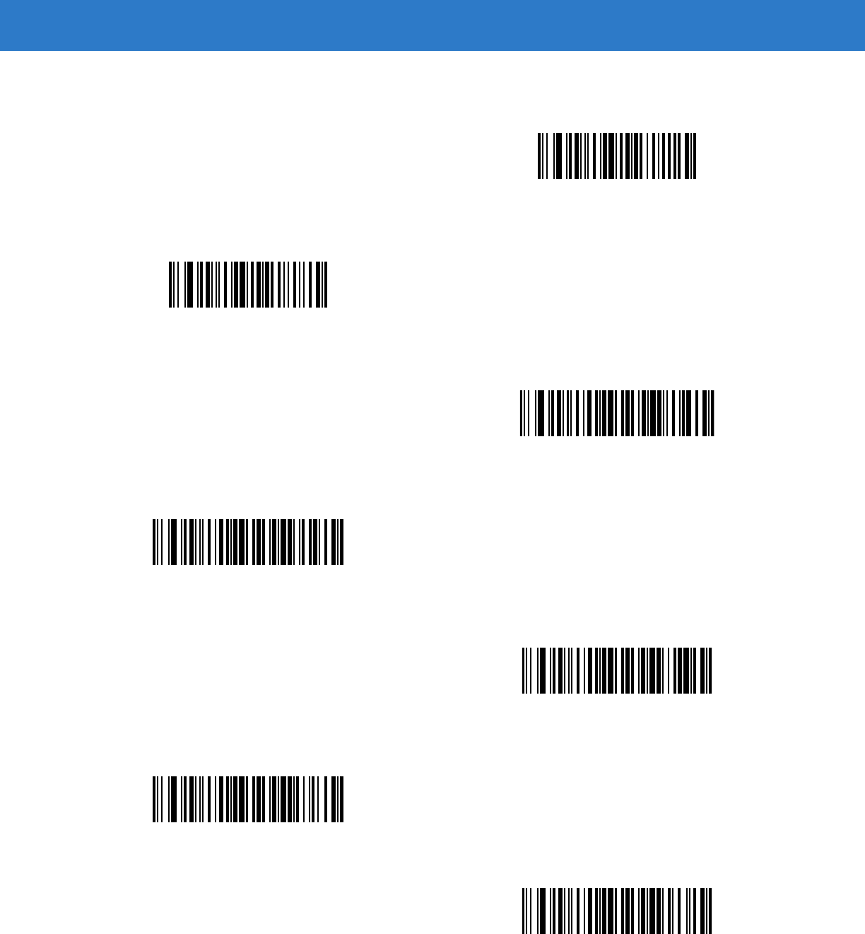 Page 294 Of Motorola Barcode Reader Ls3578 User Guide
