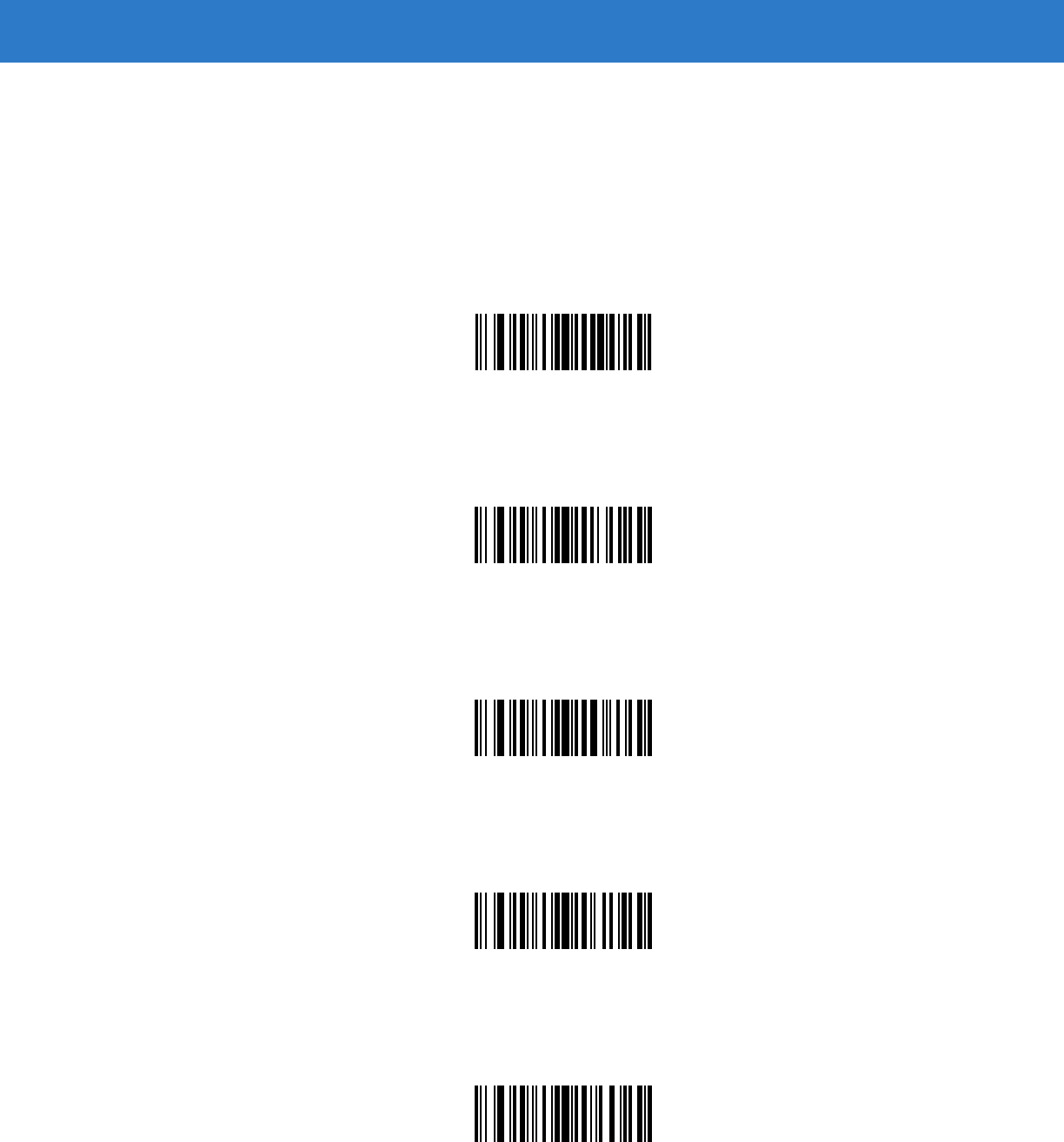 Page 252 Of Motorola Barcode Reader Ls3578 User Guide