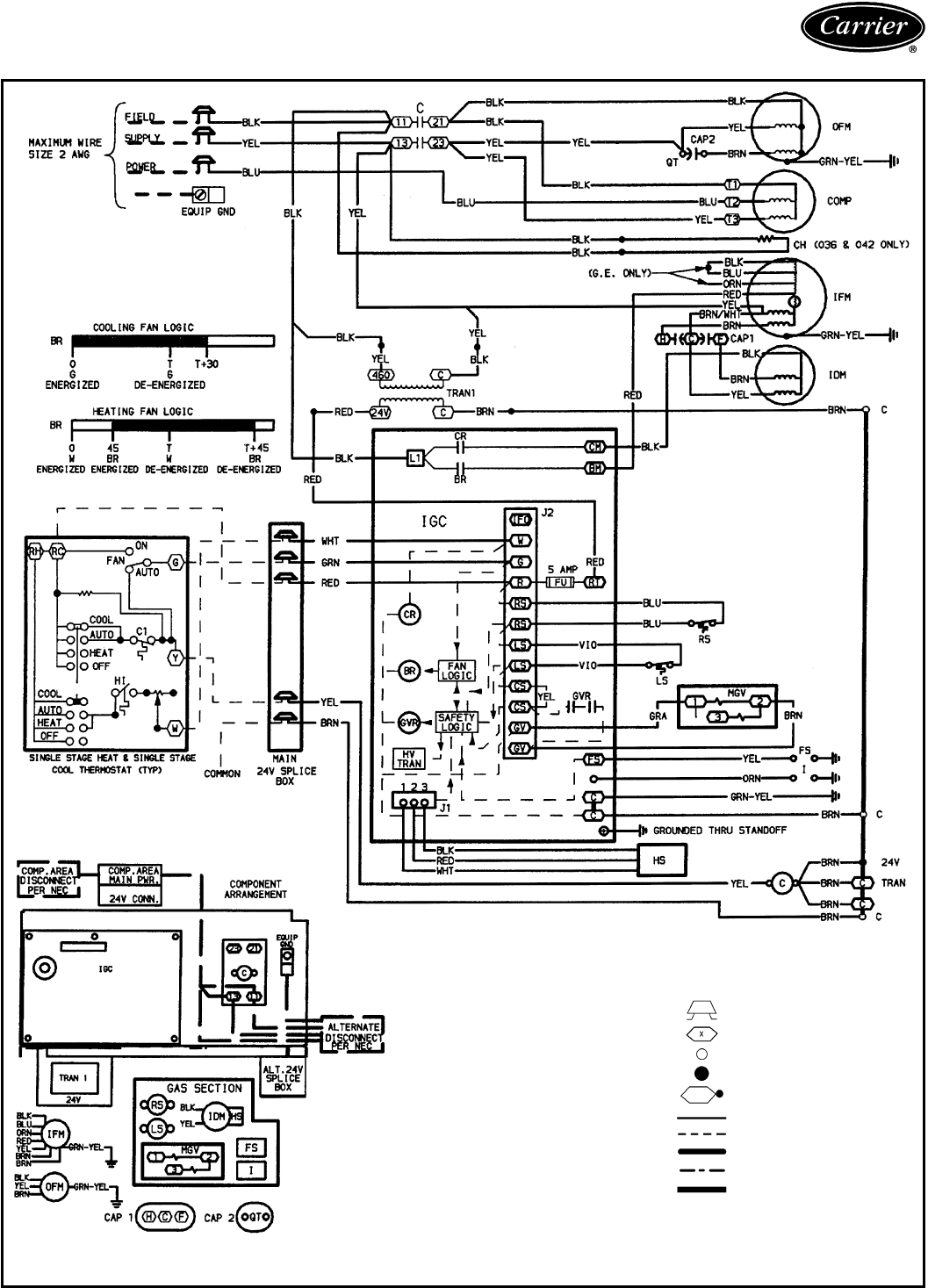 595e8aca 1cba 4ce6 ac3f ef414be0010d bg17 carrier 48ss gas valve wiring diagram carrier wiring diagrams Carrier HVAC Wiring Diagrams at virtualis.co
