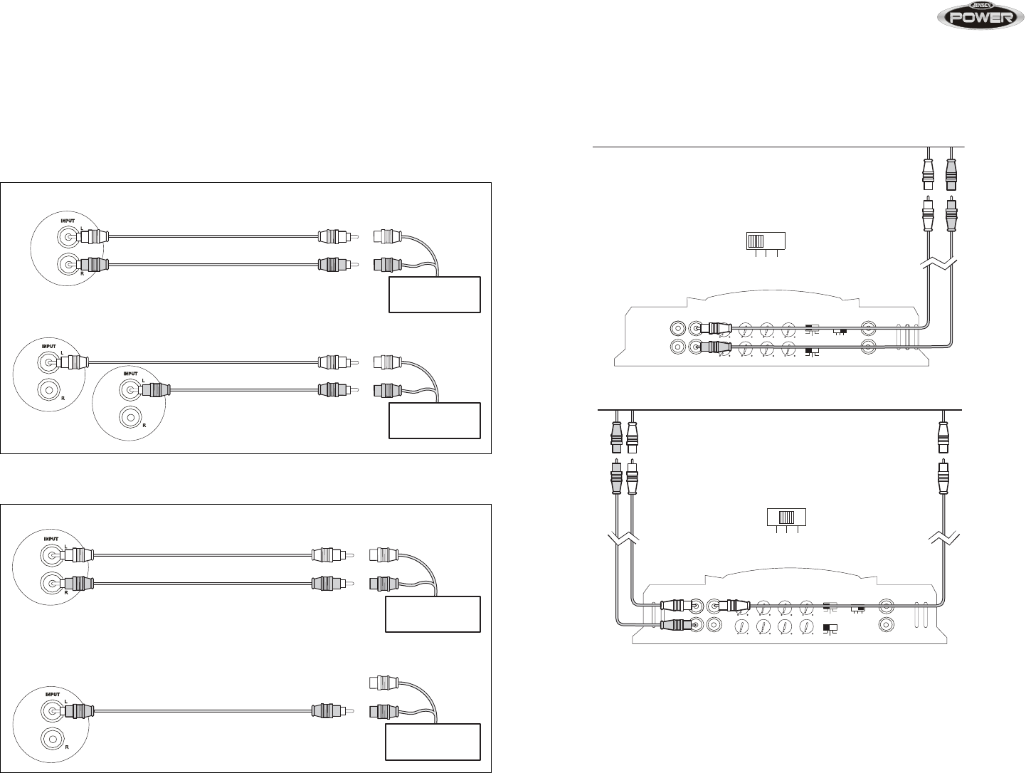 Jensen Phase Linear Uv10 Wiring Harness Solutions Diagram 400 Amp Residential Electrical Symbols