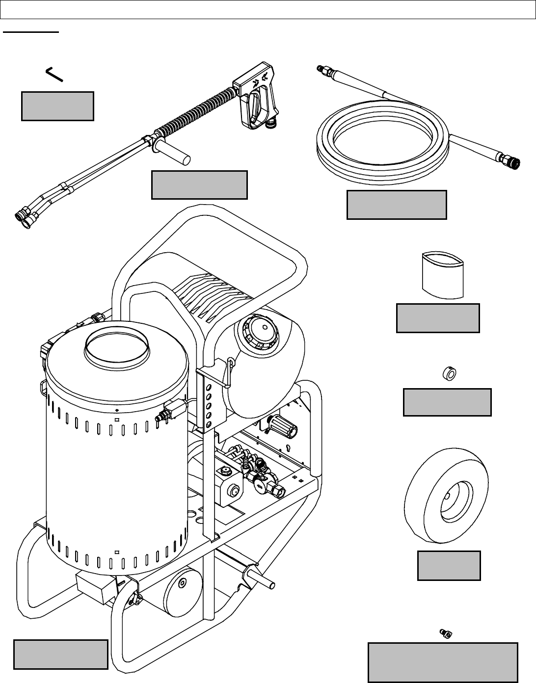 Page 6 Of North Star Pressure Washer Mhotpwr User Guide