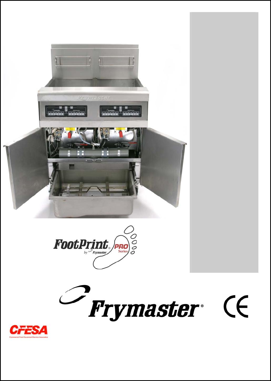 frymaster fryer 45 user guide manualsonline com Frymaster Gas Fryer Frymaster Gas Fryer