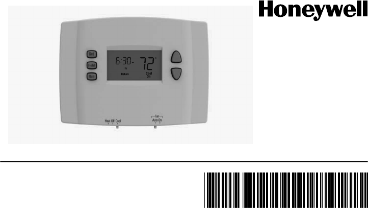 Honeywell thermostat rth2300 user guide manualsonline 69 2326es 04 rth2300 cheapraybanclubmaster Images