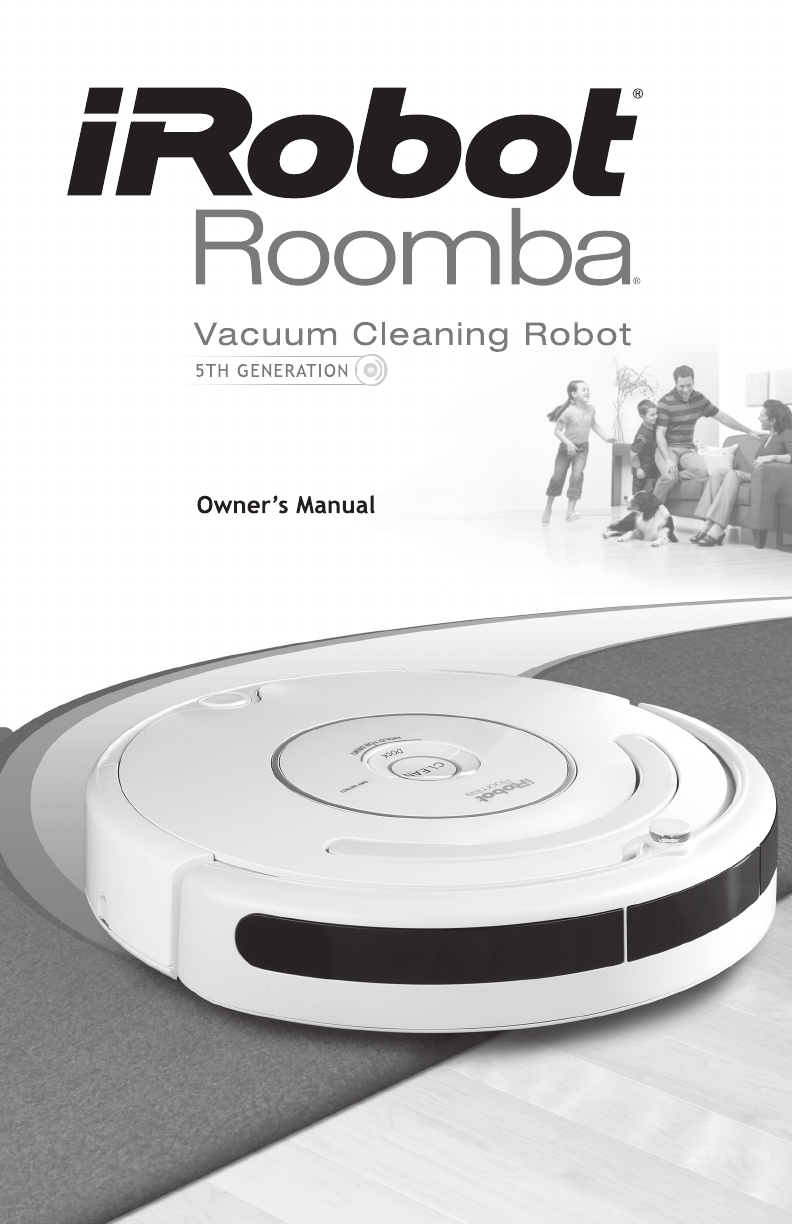 roomba 500 series service manual pdf