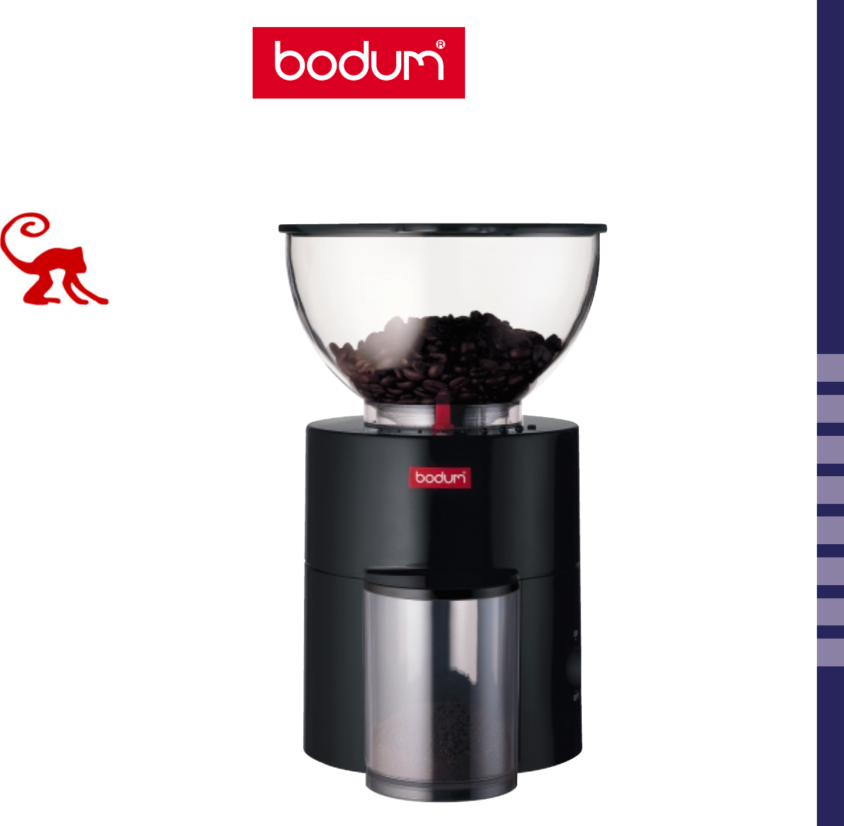 Bodum 5670 Coffee Grinder User Manual