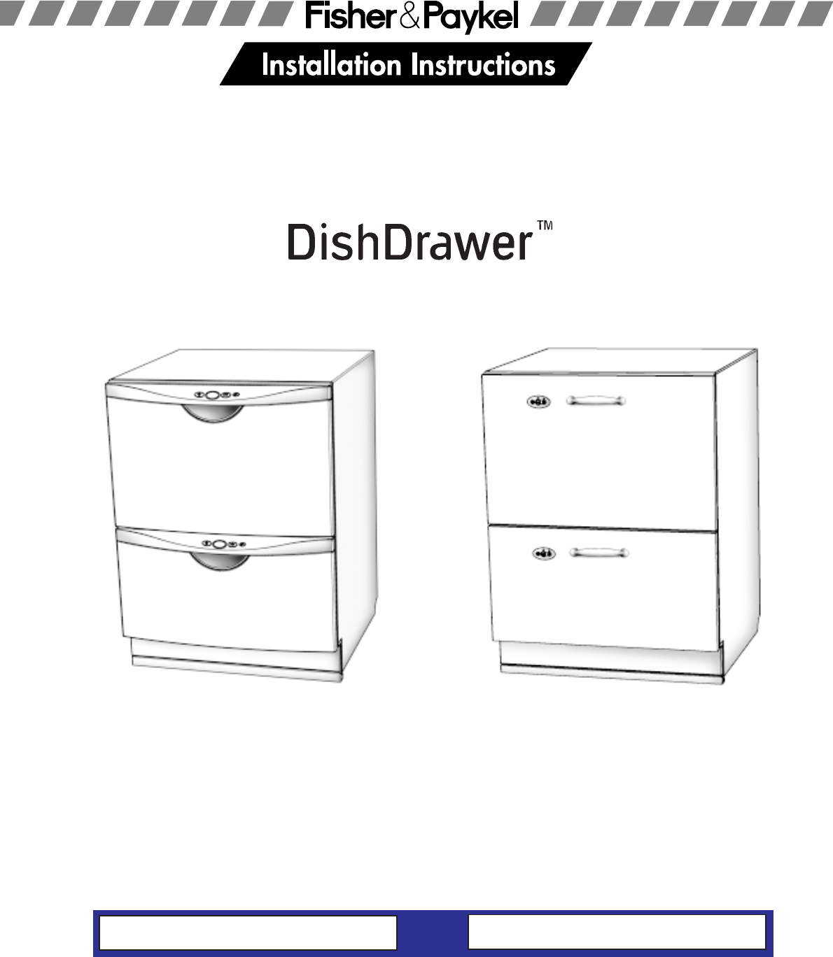 How to unclog dishwasher fisher