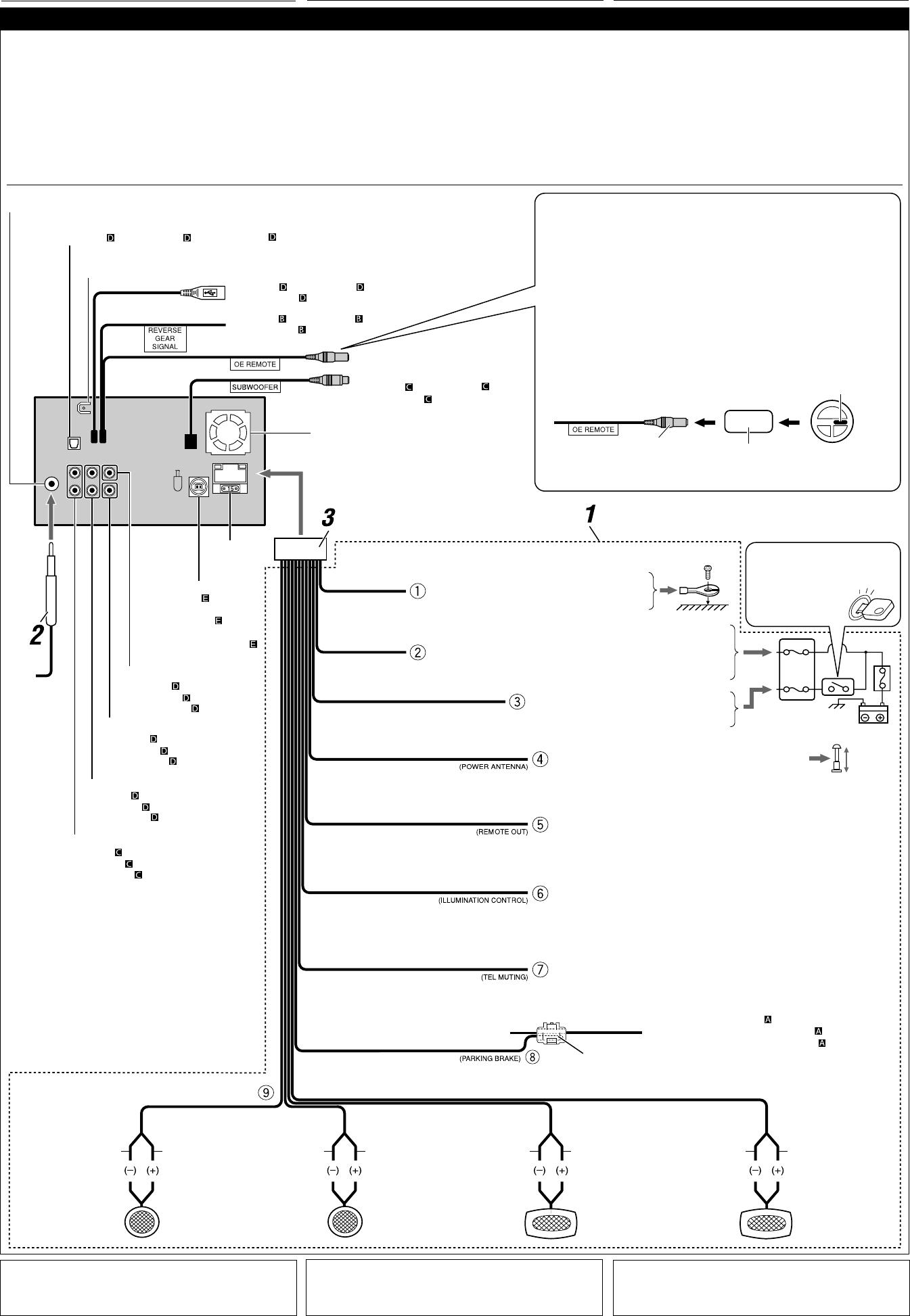 Kw Avx710 Wiring Diagram Page 3 And Schematics Maxwell Windl Ez Broan Jvc Av50