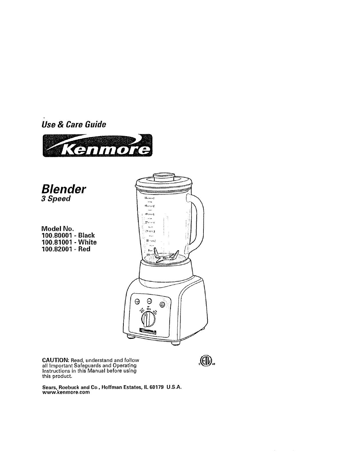 kenmore blender 100 81001 user guide manualsonline com kenmore elite dishwasher manual 665 kenmore elite dishwasher owners manual